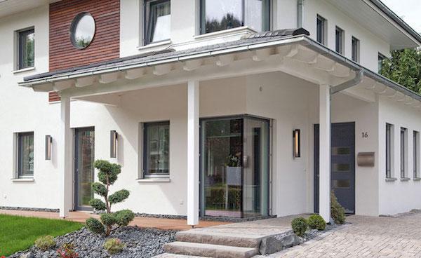 emi support gmbh musterhaus bad vilbel haus und garten eigenheim und wohnen wolfhaus wolf haus. Black Bedroom Furniture Sets. Home Design Ideas